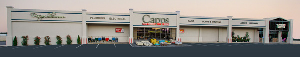 Capps Home BUilding Center Expansion