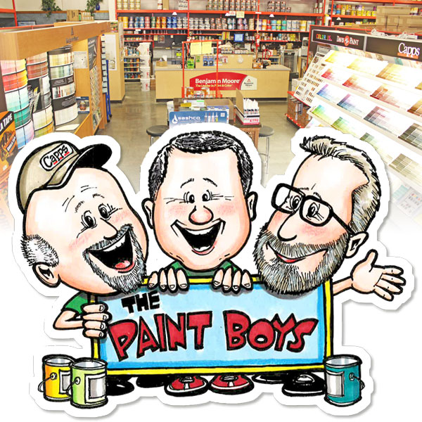 Paint Dept - The Paint Boys