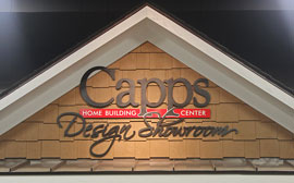new design showroom at capps - Home Design Showroom