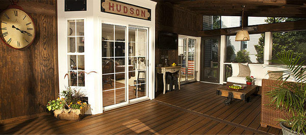 The Largest Selection of Composite Decking Choices at Capps