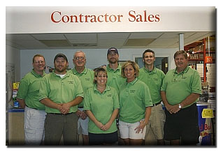 Contactor Sales Department at Capps