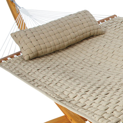 Softweave Hammock - Antique Beige