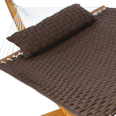 Softweave Hammock - Chocolate