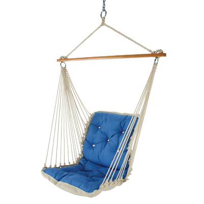 Tufted Swing Hammock - Capri