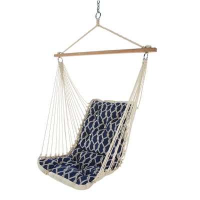 Tufted Swing Hammock - Summer Cottage