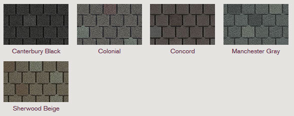 Owens Corning Berkshire® Collection Shingles