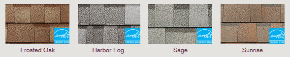 Owens Corning Duration® Premium Cool Shingles