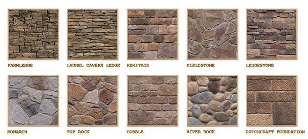 Find Stonecraft textures, prices at Capps