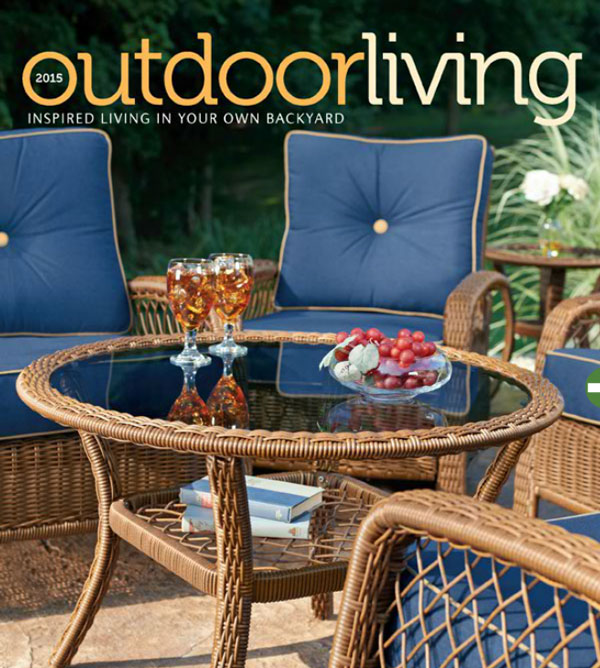 2015 Outdoor Living Catalog