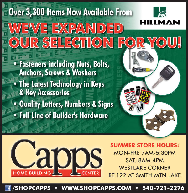 Hillman Product Line Expanded