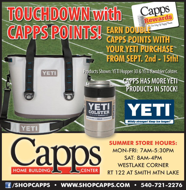 Yeti Coolers Promotion