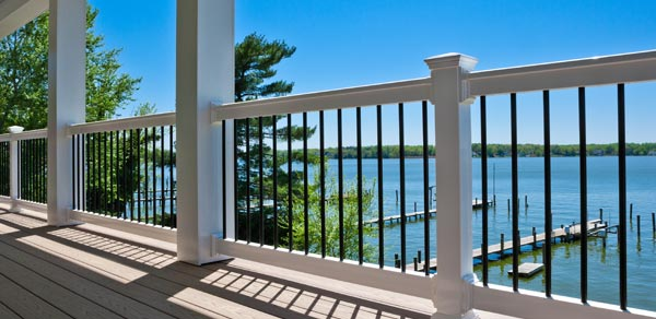 Wolf Railing kit installer lynchburg image