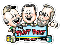 The Paint Boys at Capps