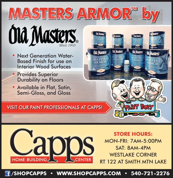 Masters Armour ad