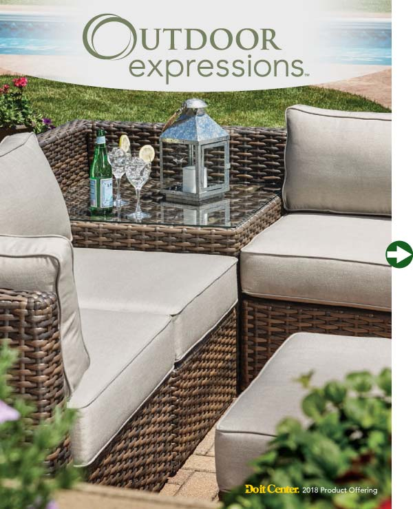 2018 Outdoor Expressions Catalog Cover