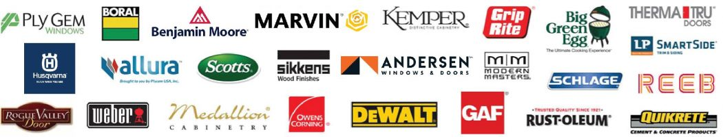 Brands sold at Capps