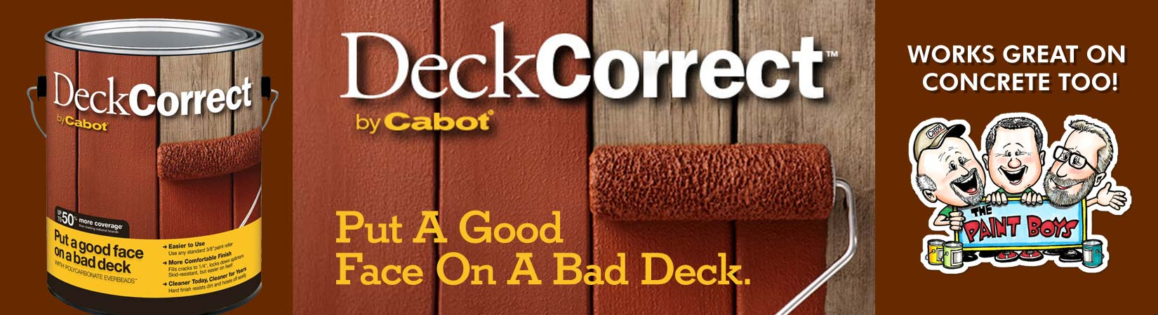 Deck Correct by Cabot image