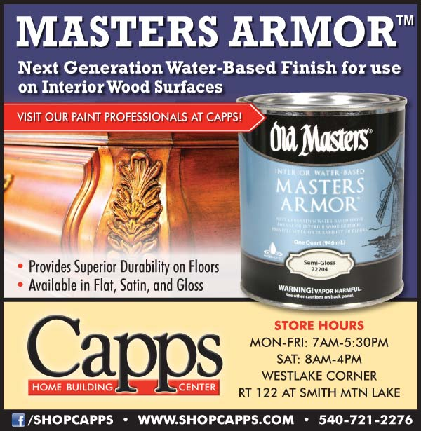 Masters Armor ad