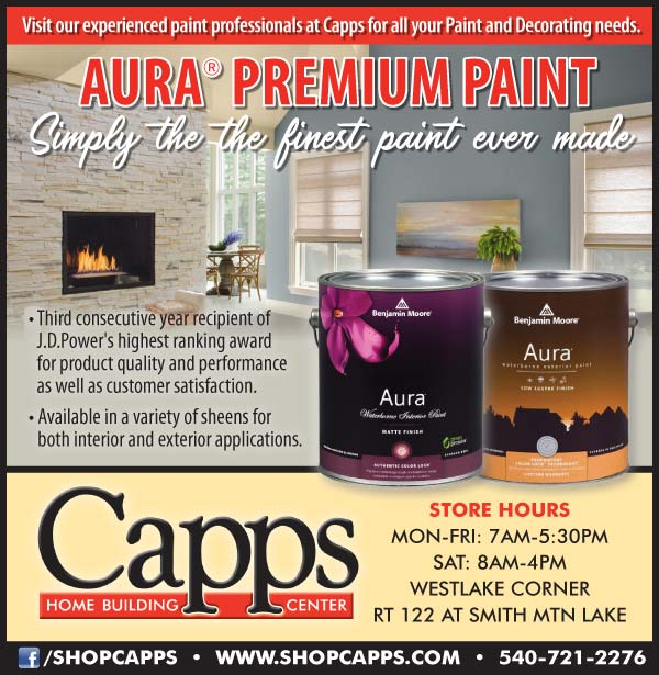 Aura Paints by Benjamin Moore