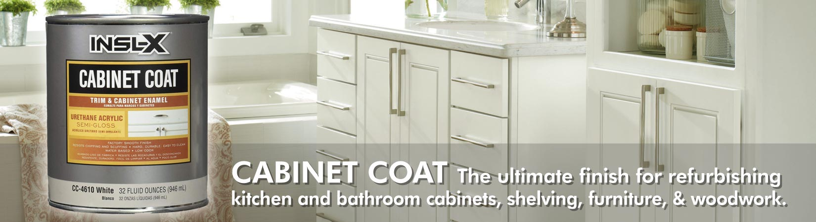Cabinet Coat by INSL-X