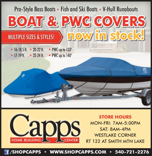 boat and PWC advertisement