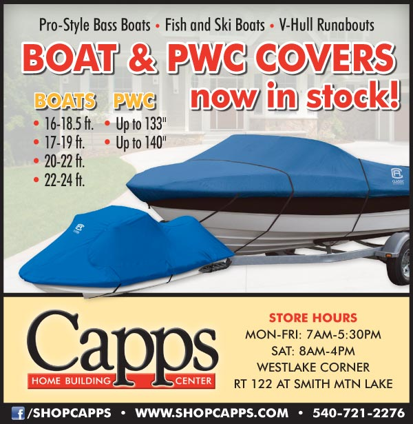 Boat and PWC Covers ad