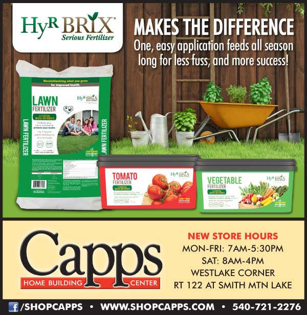 HYR BRIX® FERTILIZER ad