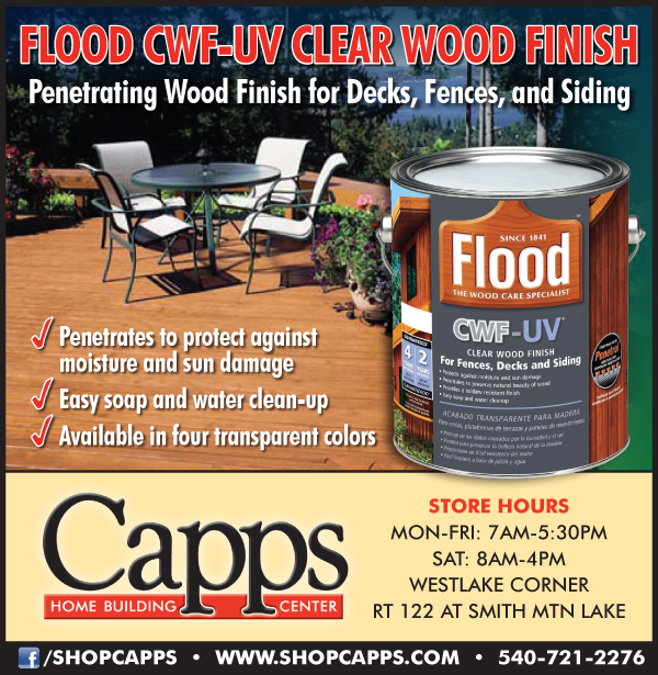Flood CWF-UV Wood Stain ad