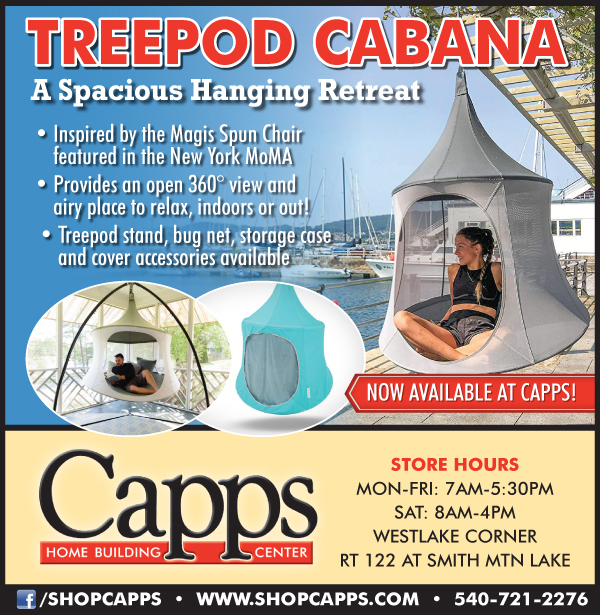 Treepod Cabana Chair ad