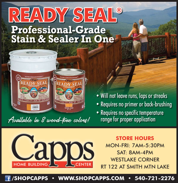 Ready Seal ad