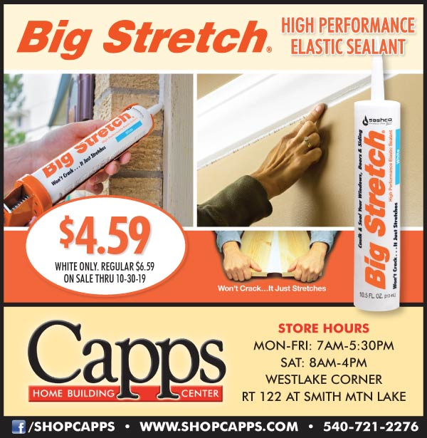 Big Stretch Sale Ad