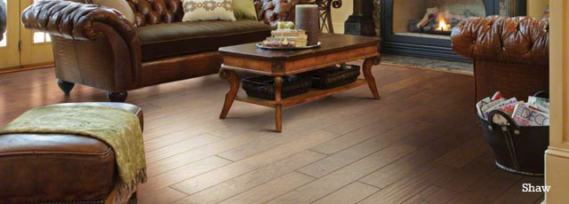 Hardwood-Flooring Installation