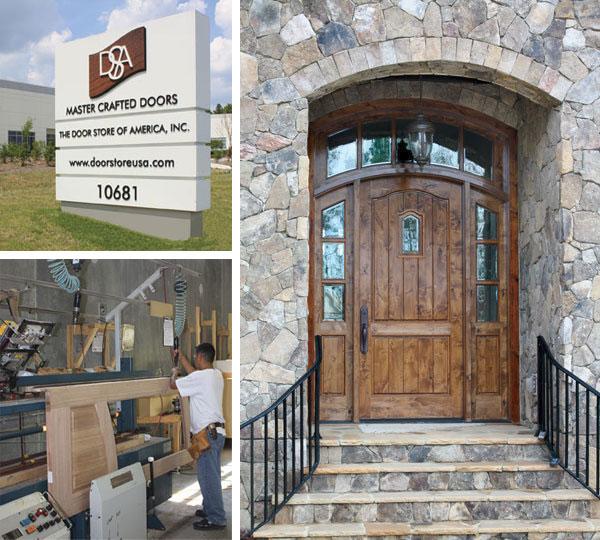 Capps is a DSA Doors Retailer in Roanoke VA