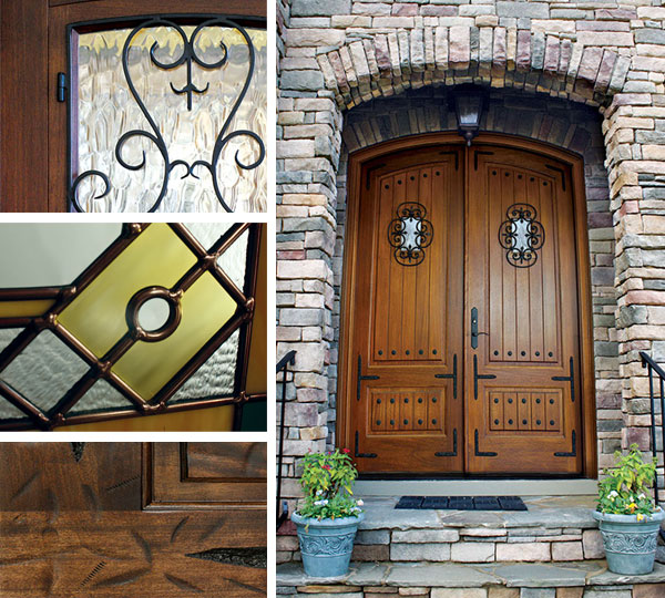 DSA Doors offered at Capps, serving the entire Roanoke Valley