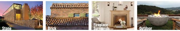Visit Capps - your local Eldorado Stone supplier