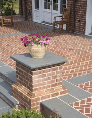Offereing Old Virginia Brick to Roanoke & Lynchburg areas