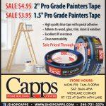 painters tape on sale