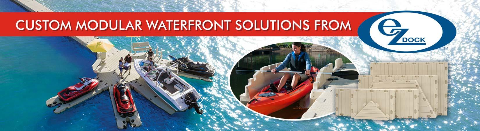 EZ Dock Products slide