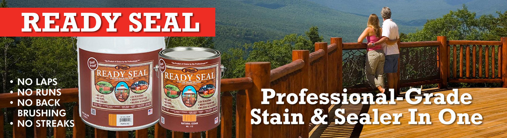 Ready Seal Wood Stain